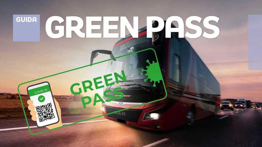 Green Pass, la guida per viaggiare sui mezzi pubblici