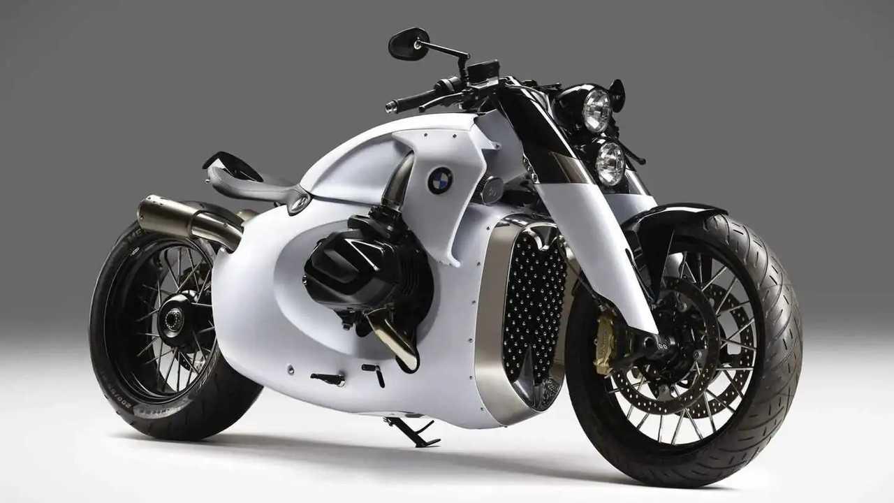 Reimagined: 2021 BMW R 1250 R - Main
