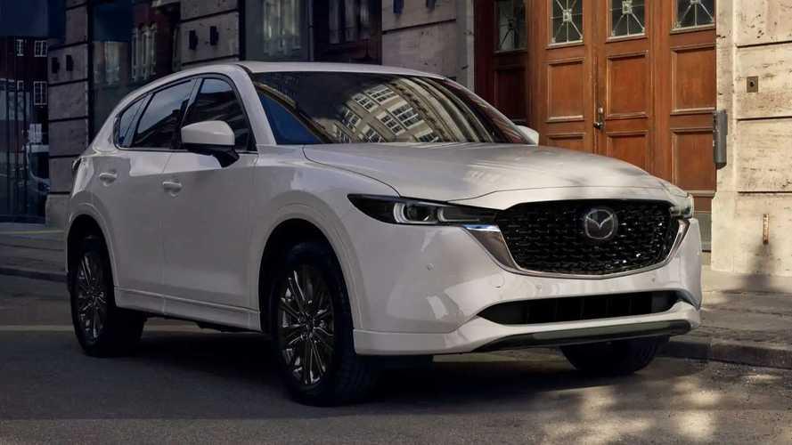 Mazda rear-wheel-drive inline-six SUV will launch in 2022 - report