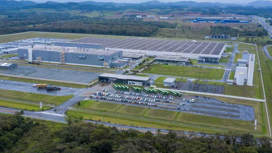 BMW: fábrica em Araquari celebra 7 anos ficando mais sustentável