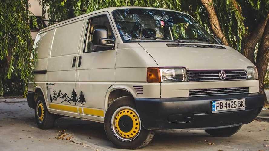 1998 VW Transporter camper