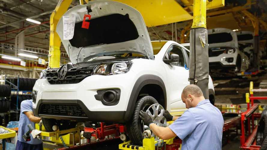 Renault terá programa de demissão voluntária em fábrica no Paraná
