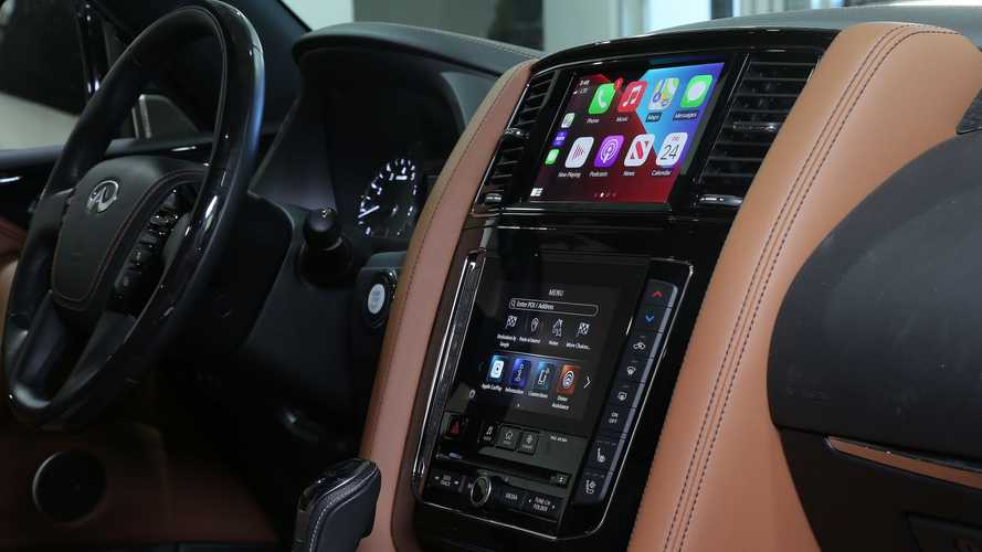 Infiniti Offers Free Wireless CarPlay Upgrade For Select Older Models