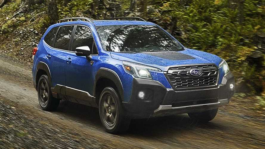 Subaru Forester Wilderness Breaks Cover Ahead Of Official Debut