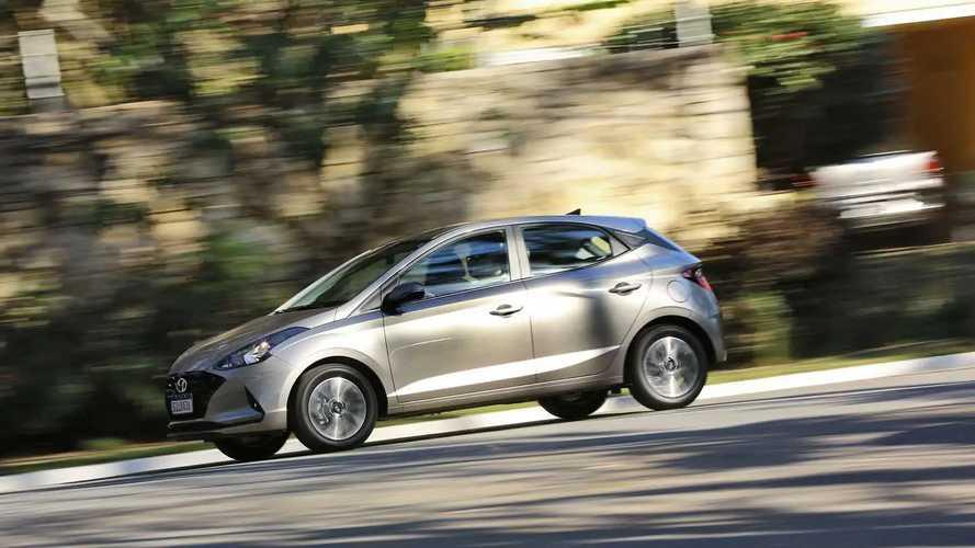 Nas lojas, Hyundai HB20 segue como o favorito em agosto