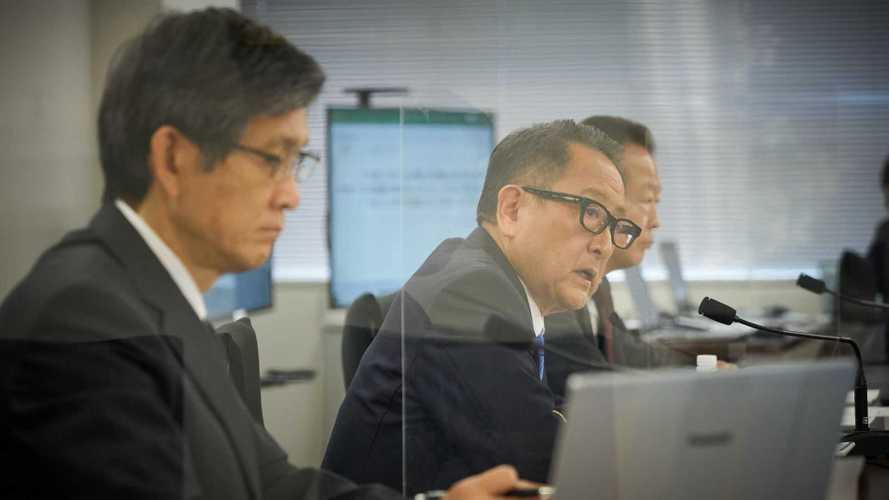 Reunión de la Asociación de Fabricantes de Automóviles de Japón (JAMA)