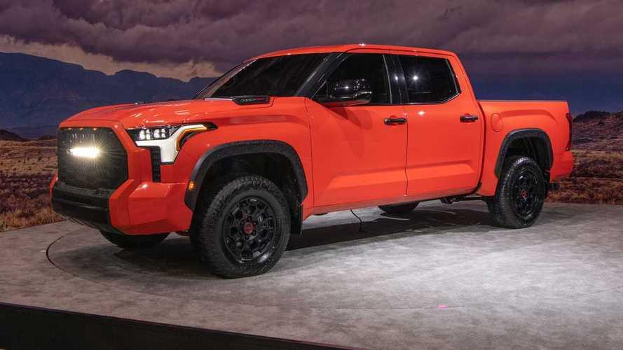 Yeni nesil Toyota Tundra tanıtıldı!
