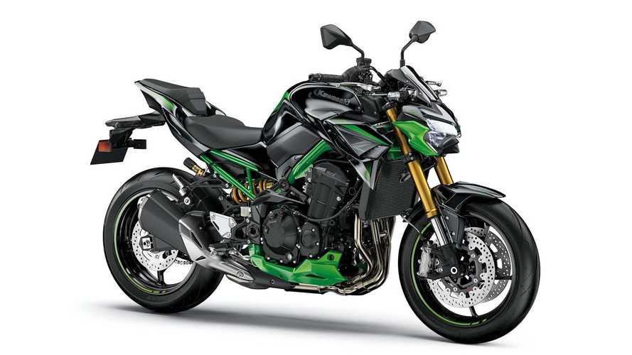 Kawasaki Unveils 2022 Z900 SE With Brembo And Ohlins Components