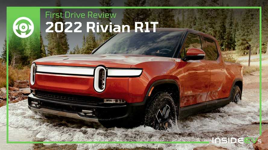 2022 Rivian R1T First Drive Review: Electric Off-Road Dominance
