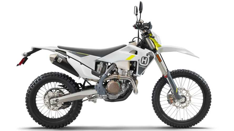 Recall: 2022 Husqvarna FE 350s And FE 501s May Have Front Brake Issue
