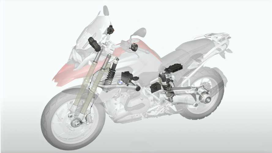 BMW Motorrad's Dynamic ESA Suspension Could Be Delayed For Months
