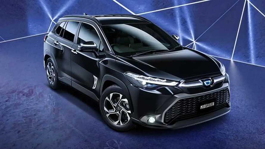 Toyota Corolla Cross от Modellista