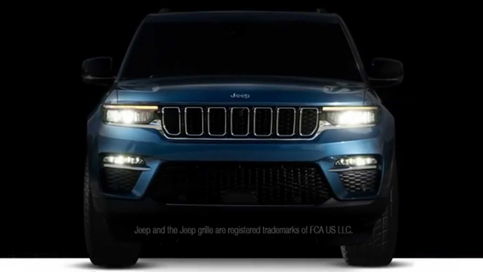 2022 Jeep Grand Cherokee Two-Row Model Debuts On September 29