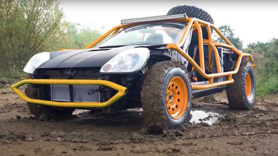Mobil Buggy Ini Berbasis Toyota MR2 yang Terinspirasi Ariel Nomad