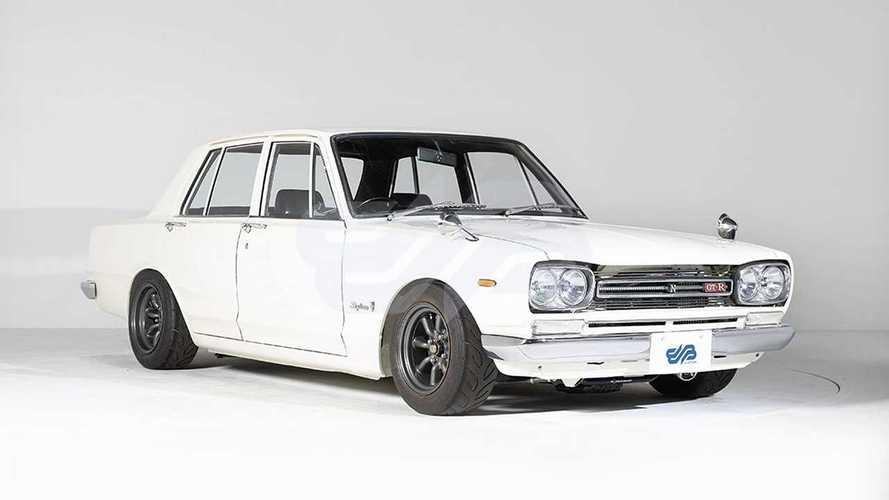 Nissan Skyline 2000 GT-R (1969)
