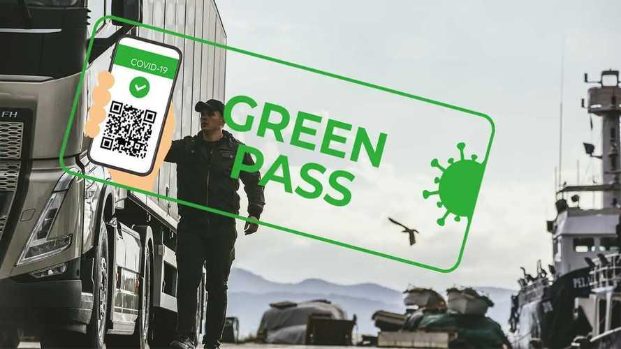 I trasporti tra green pass, carenza autisti e prezzi carburanti