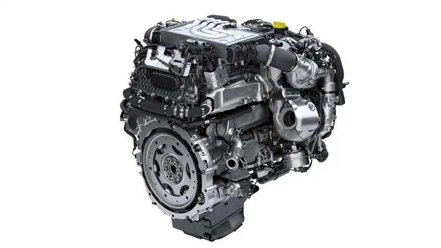 Foto - Motori Jaguar Land Rover Ingenium