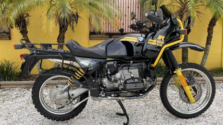 Grab This 1994 BMW R100GS Before It's Too Late