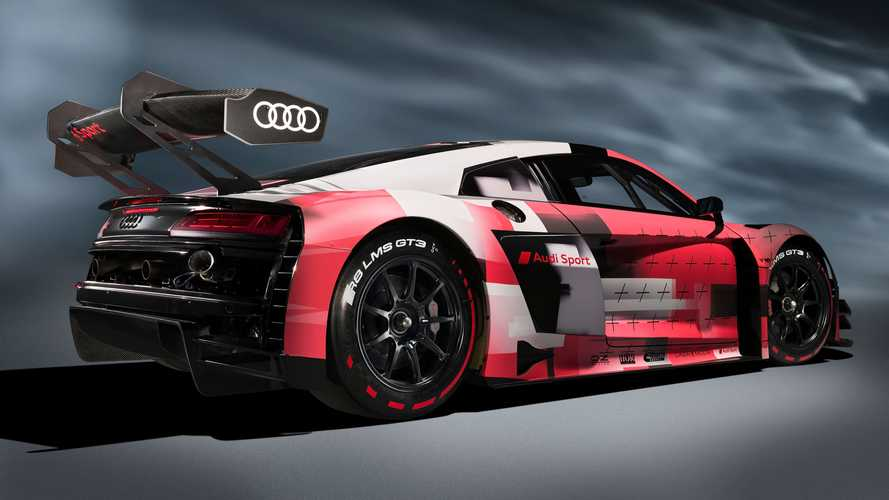Audi R8 LMS GT3 Evo II (2021)