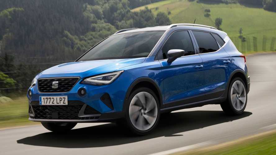 Revamped Seat Arona now available with prices from just over £19k