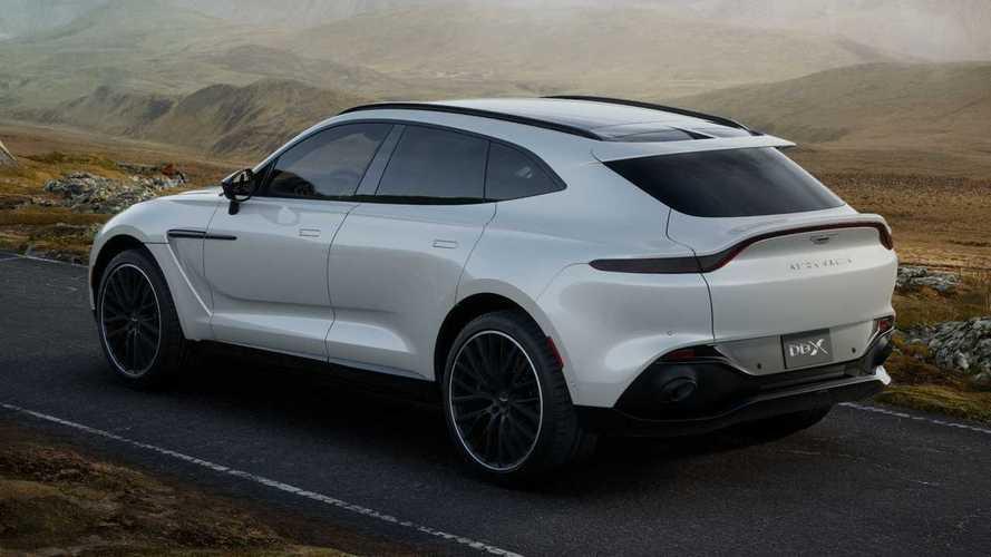 Aston Martin 2022 restylings