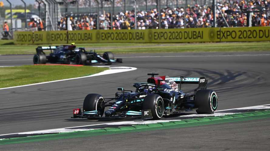 Mercedes was 'absolutely desperate' to perform in British GP