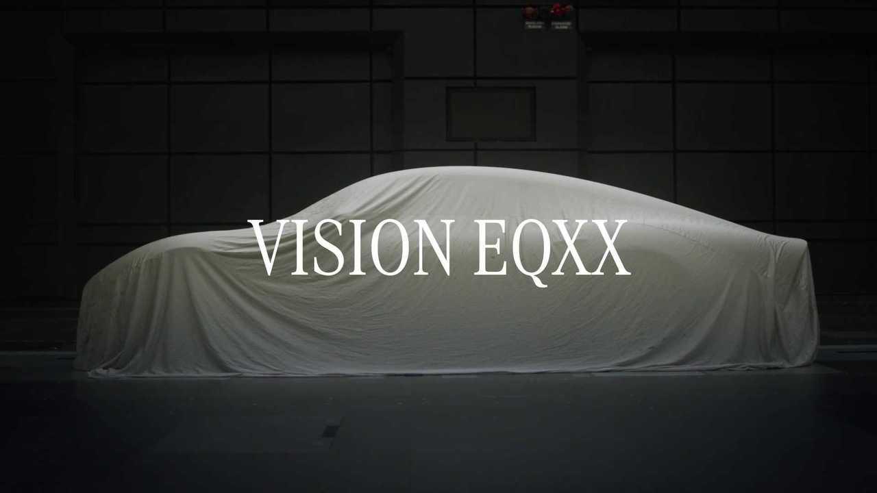 Mercedes-Benz Vision EQXX Teaser 6