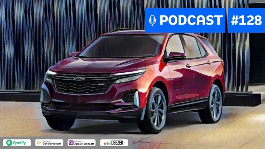 Motor1.com Podcast #128: Os 4 lançamentos da Chevrolet em 2021