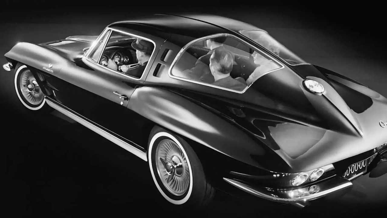 Chevrolet Corvette C2 de cuatro plazas