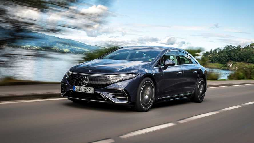Probamos el nuevo Mercedes-Benz EQS: ¿el lujo del futuro?