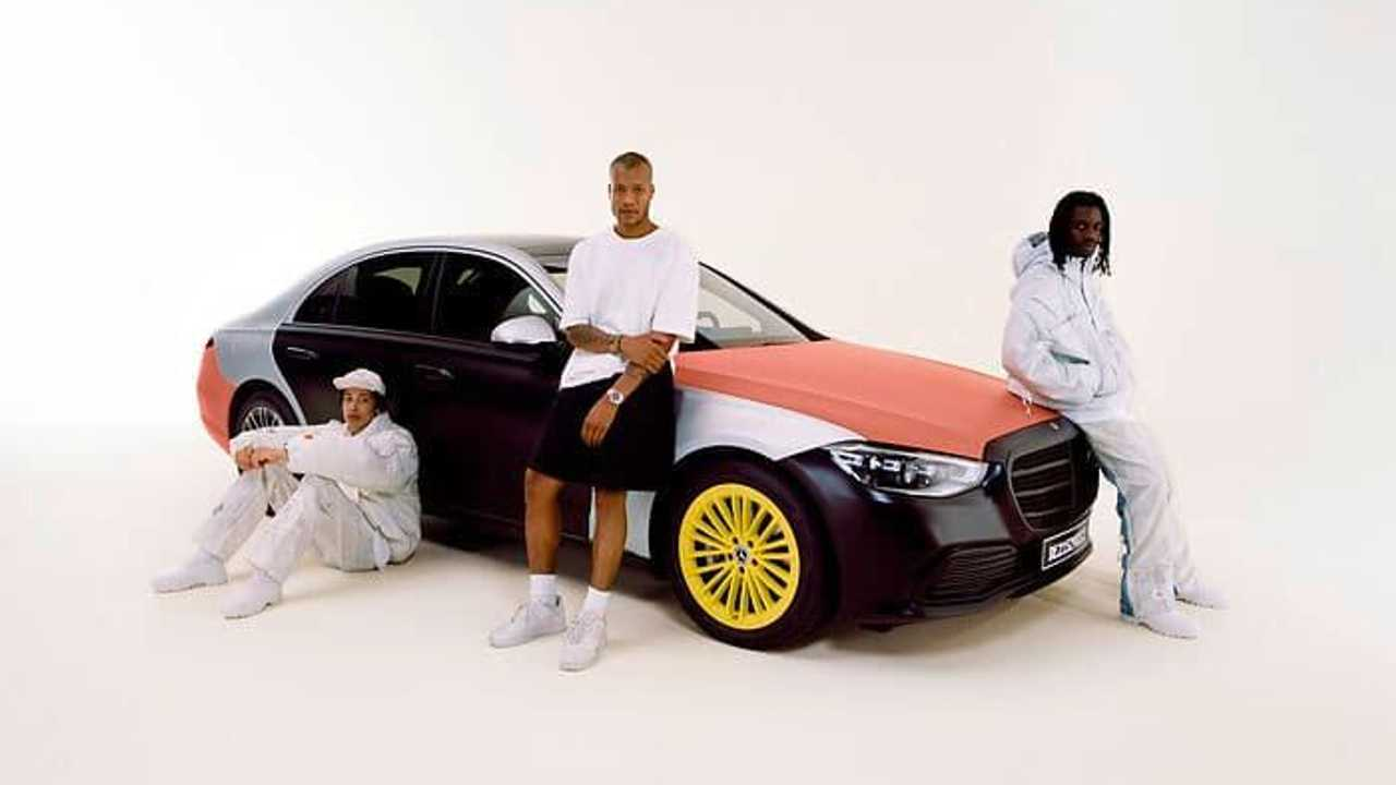 Ropa Mercedes-Benz con airbags