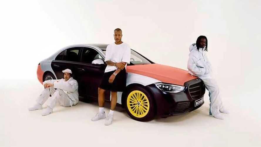 ¡Mercedes-Benz crea ropa con sus airbags!