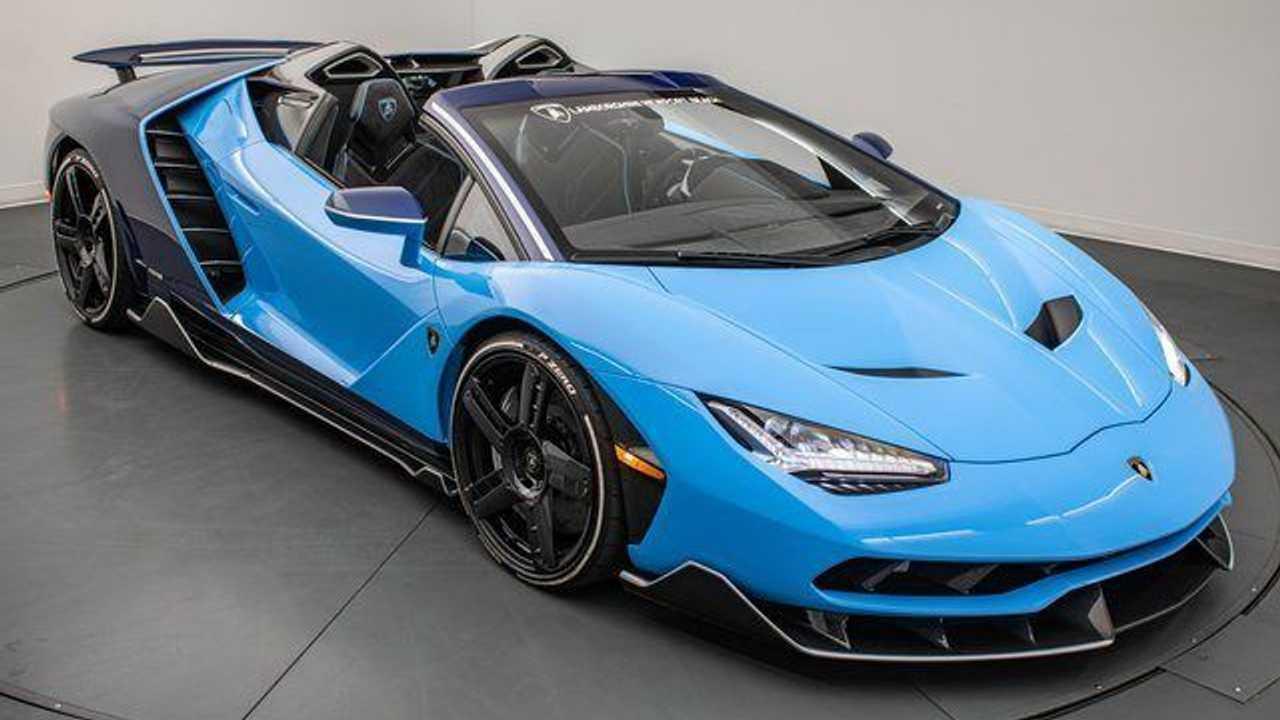 Lamborghini Centenario (2017) - 1.999.990 dollari