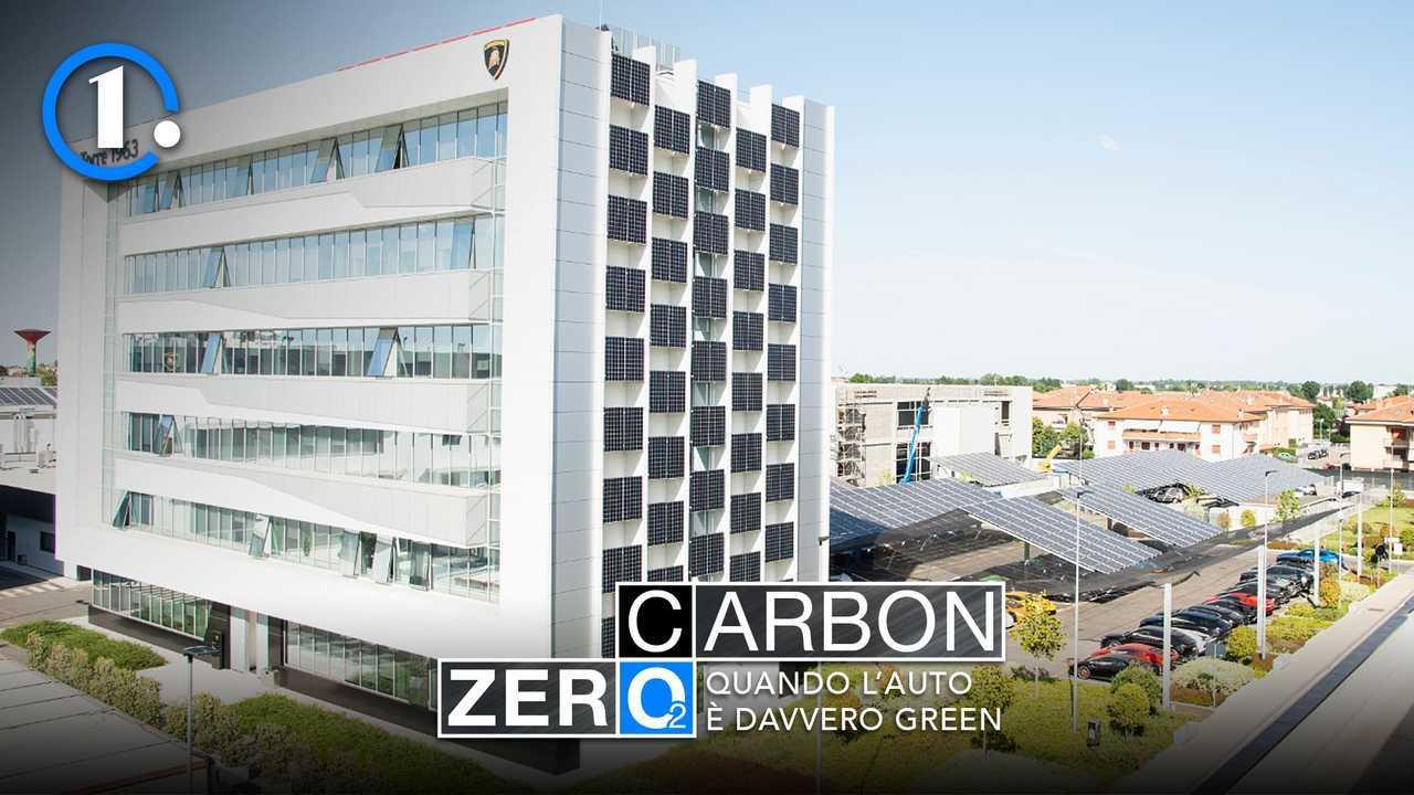 Carbon Zero, lo stabilimento Lamborghini