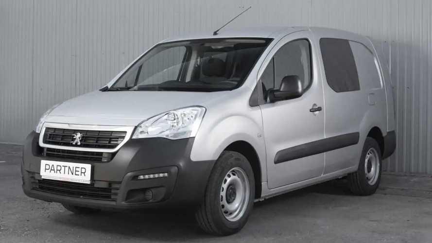 Peugeot Partner Profi St