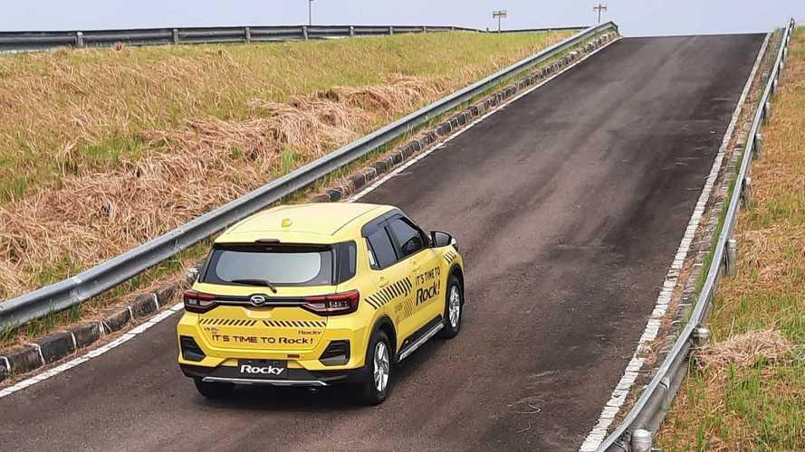 Mobil Daihatsu Terjual Lebih 100 Ribu Unit hingga September 2021