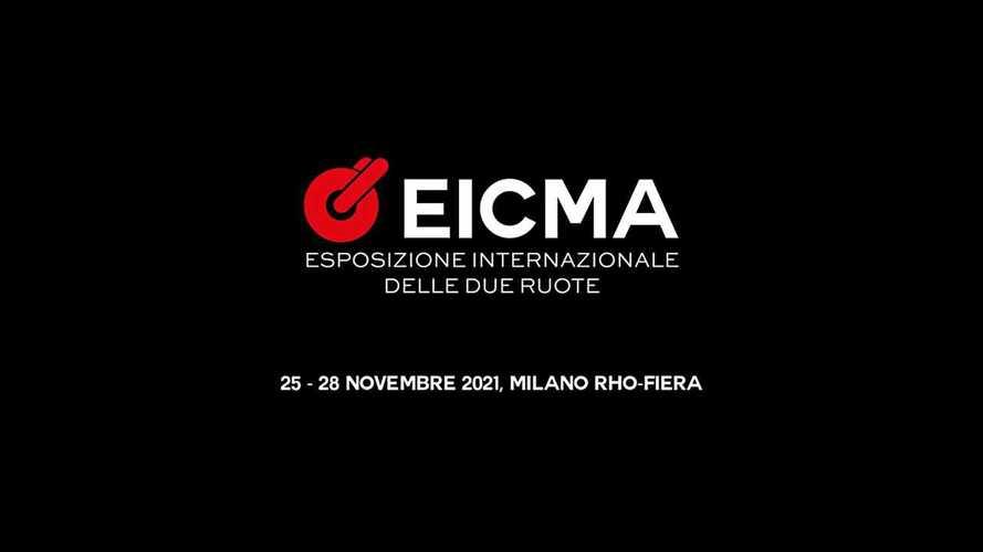 EICMA Adopts New Logo And Slogan Ahead Of November 2021 Event