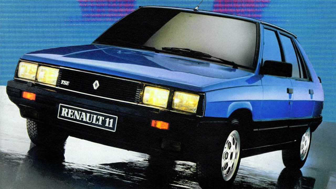 Renault 9 y 11 1981-1989