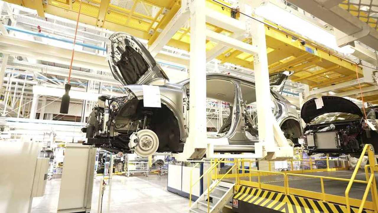 Renaults Elektro-Megane wird in Douai gebaut