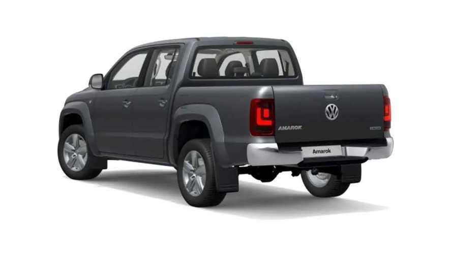 VW Amarok 2022 2.0 TDI