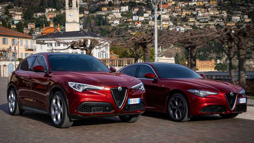 Alfa Romeo Giulia y Stelvio 6C Villa d'Este