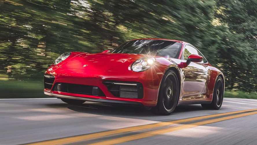 2022 Porsche 911 GTS Coupe: First Drive