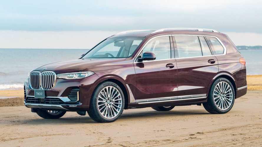 BMW X7 Nishijin Edition, SUV Ultra Langka Hanya Dibikin 3 Unit!