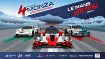Teilnehmer der virtuellen Le-Mans-Serie bereit für den Saisonauftakt
