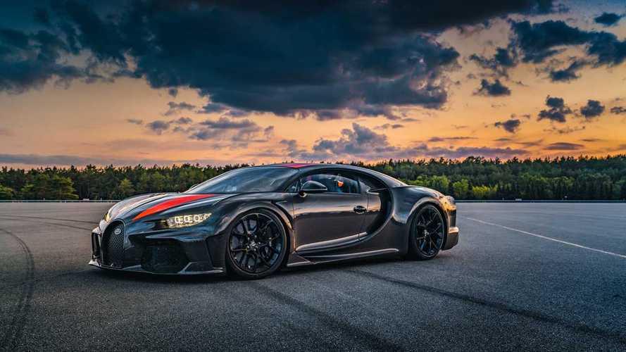 Bugatti Chiron Super Sport 300+: Erste Auslieferungen