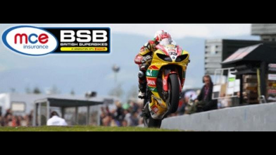 BSB 2012: going to... Knockhill!