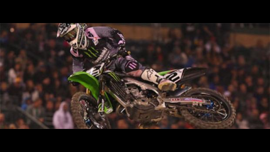 AMA Supercross 2011: Atlanta, Villopoto imprendibile