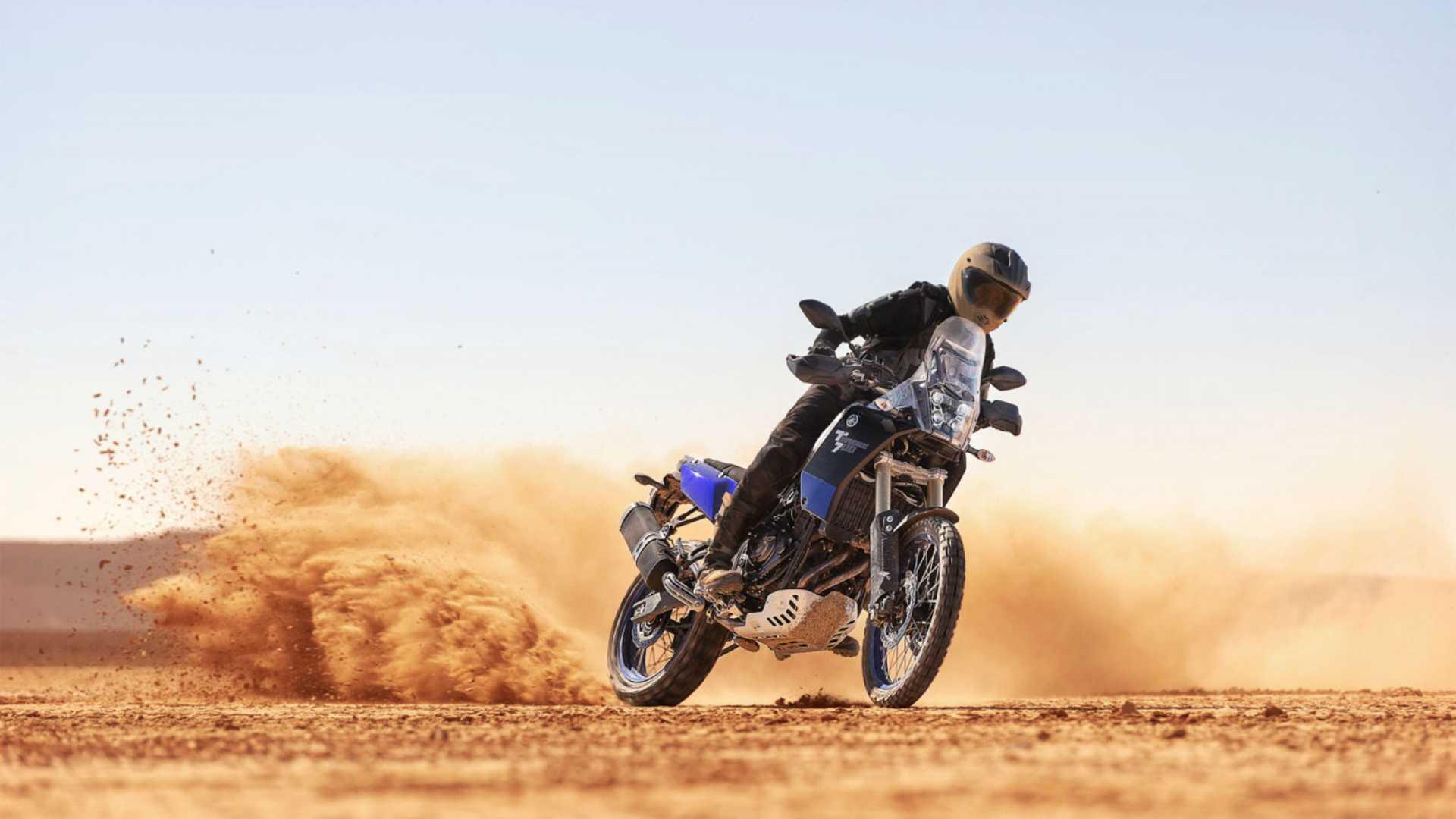 Yamaha Ténéré 700 Wins iF Design Award