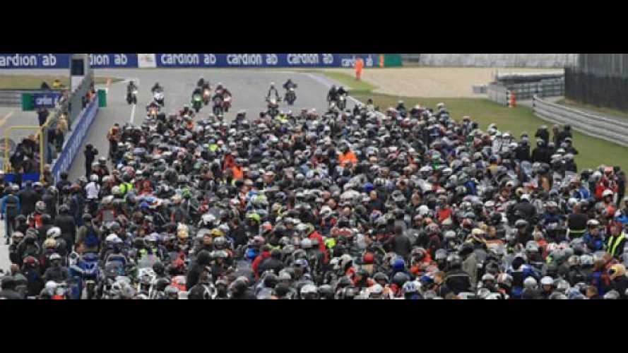 1300 moto a Brno per ricordare Simoncelli