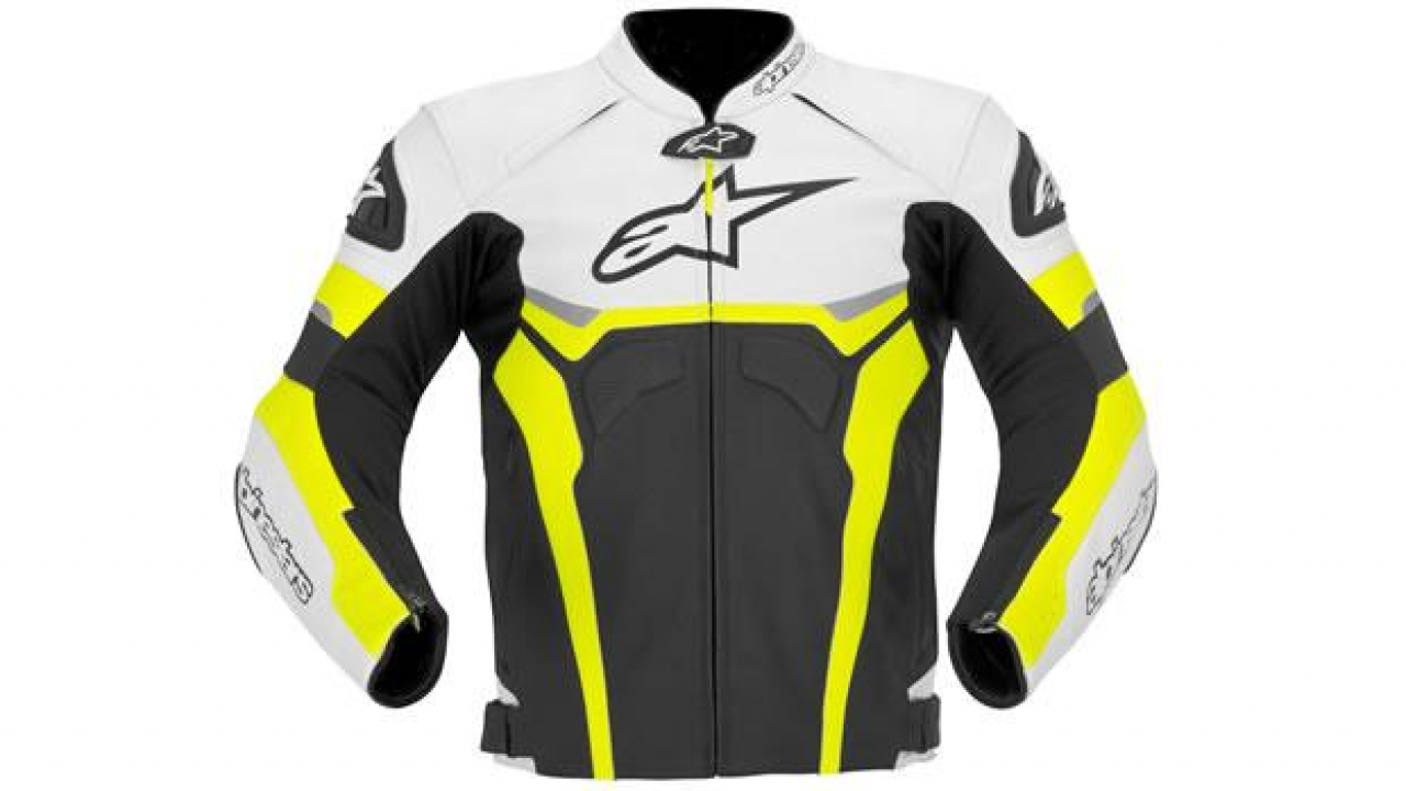 Alpinestars Celer Leather Jacket 2013